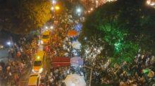 Festa e aglomeração enquanto Brasil chega a 126,9 mil mortes