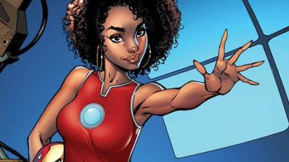 Backlash at Marvel's 'sexualised' 15-year-old