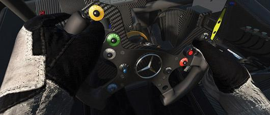 Project Cars will launch as one of the PS4's first Morpheus games
