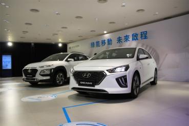 開啟Hyundai的新能源時代 IONIQ Hybrid打前鋒
