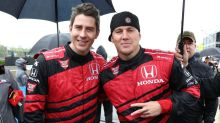 Channing Tatum Hangs Out With Arie Luyendyk Jr. During First Public Appearance Since Split