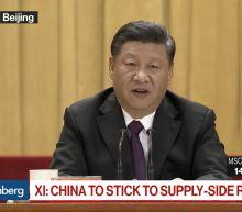 Xi's Defiant End to 2018 Signals More U.S.-China Tension Ahead