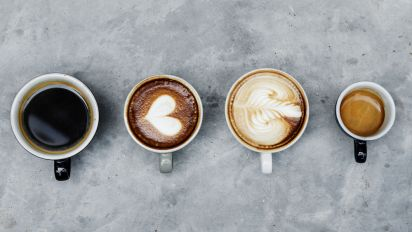 Your guide to different types of coffee drinks