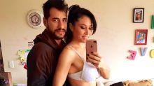 Adabel Guerrero mostró su embarazo de 3 meses en ropa interior