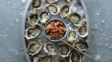 Kimchi-Cucumber Relish from 'Oysters'