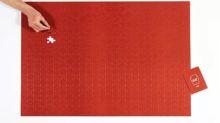 """Puzzle in red: Heinz erfindet """"langsamstes Puzzle der Welt"""""""
