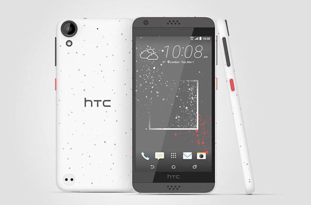 HTC's streetwear-inspired budget phone arrives in the US