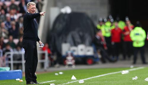 Premier League: Nach Pleite: Sunderland-Coach Moyes kritisiert Schiedsrichter