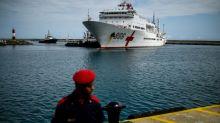 Navio-hospital chinês chega à Venezuela para assistência médica