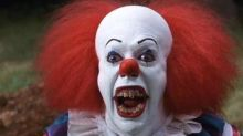 Tim Curry jokes that the finale of original It 'wasn't scary... or convincing'