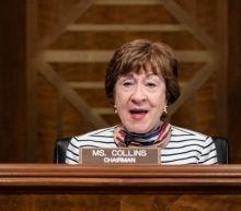 GOP Sen. Susan Collins is 'concerned' about U.S. Postal Service delays, she tells postmaster general