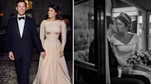 Princess Eugenie and Jack Brooksbank's official wedding portraits released