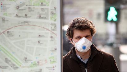 Coronavirus: Study suggests social distancing is helping to stem the pandemic