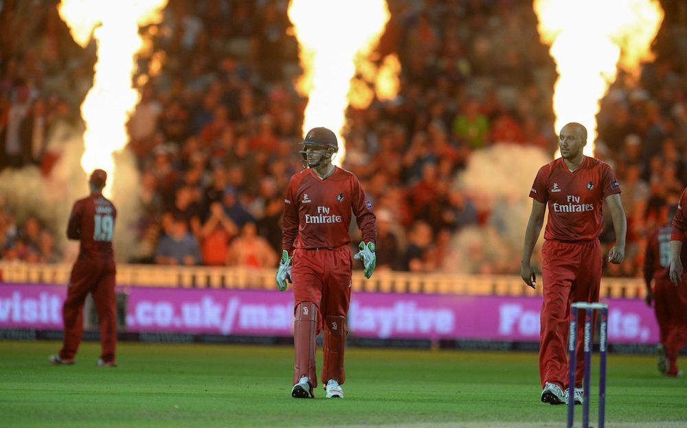 ECB plans to produce its own cricket coverage for new Twenty20 competition - Rex Features