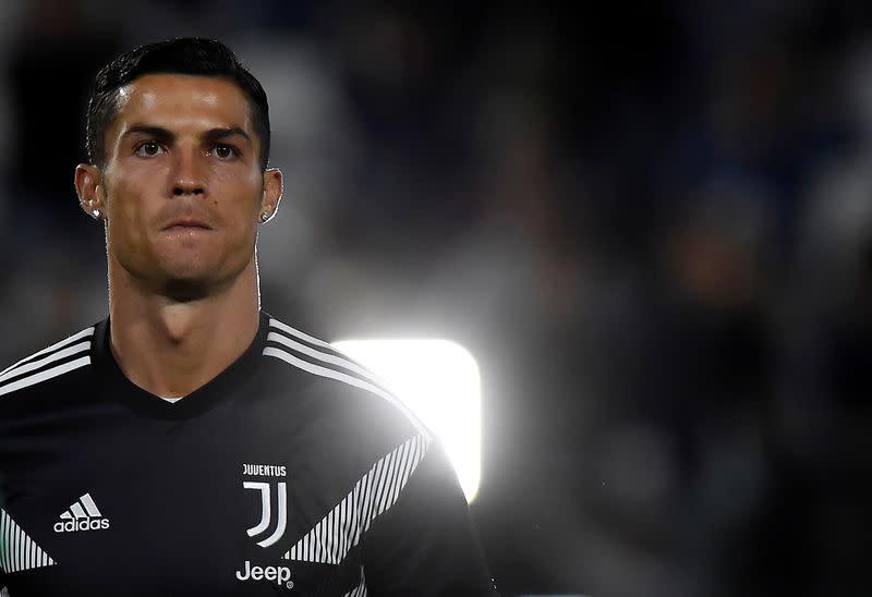 La Police Du Nevada Veut LADN De Ronaldo Accus D