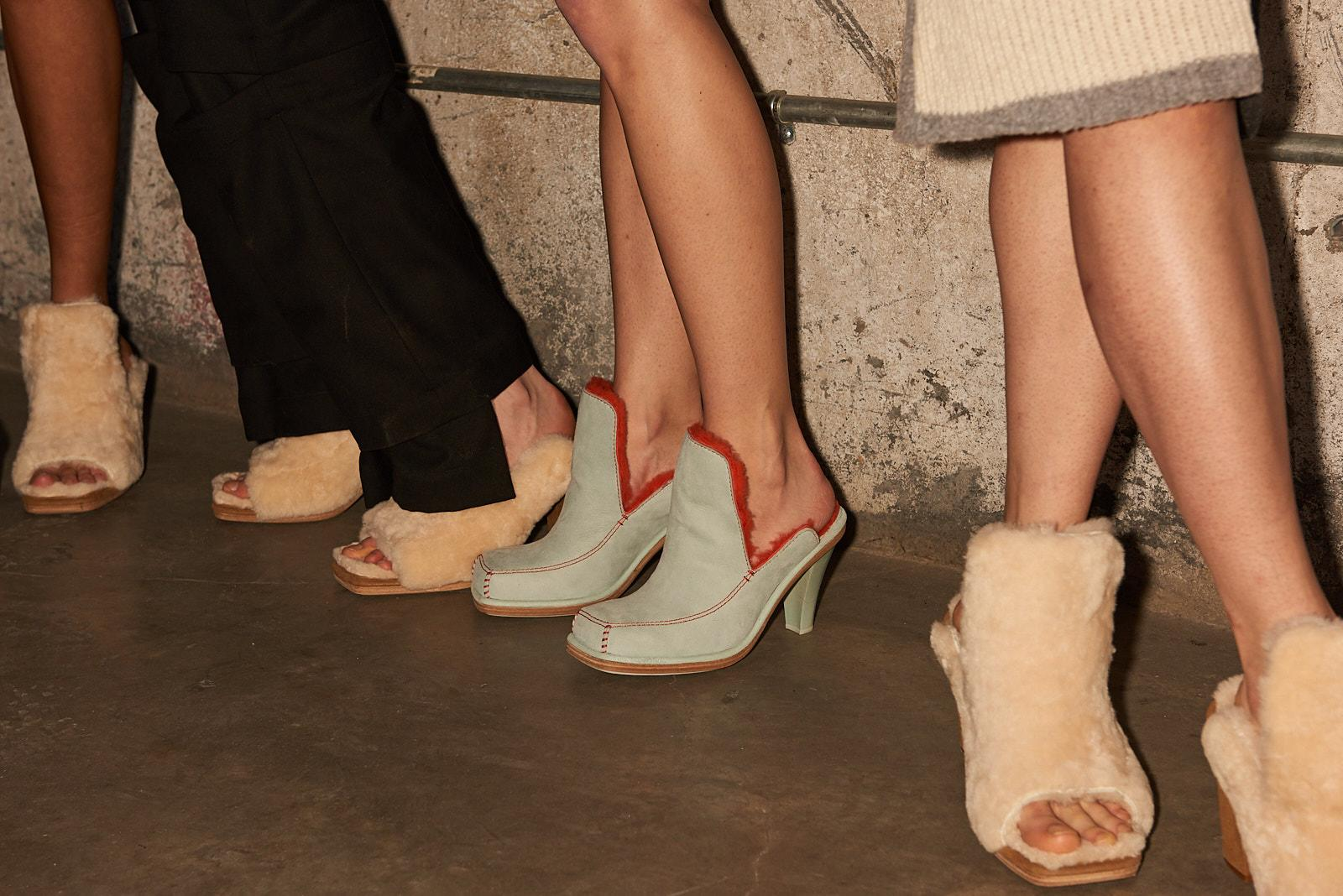 f4cc72ef33 Styles For Women: UGG joins forces with Eckhaus Latta for fall 2019 ...