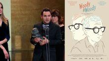 Un cortometraje sobre Woody Allen gana el Goya y Twitter se incendia