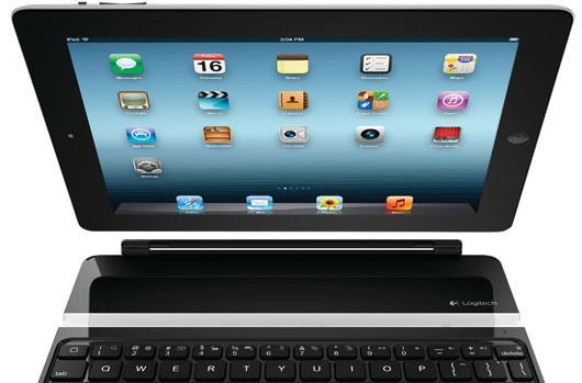 Logitech reveals Ultrathin Keyboard Cover for the third-gen iPad, a set of keys that protect your slate for $99