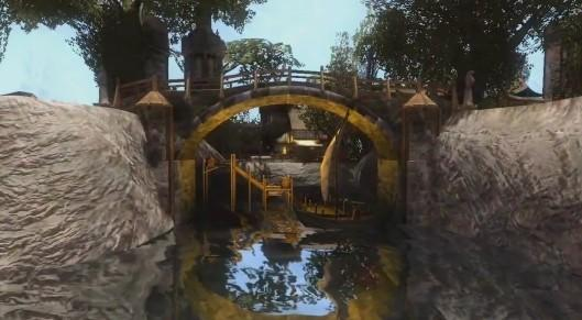 Darkfall specializes magic schools, replaces death with limbo system