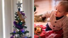 Mum's genius Kmart tree hack will save your Christmas