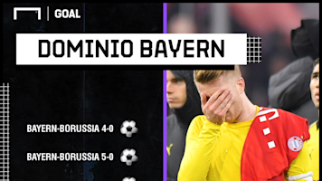 Dortmund, incubo Bayern: 24 goal subiti in 5 sconfitte all'Allianz Arena