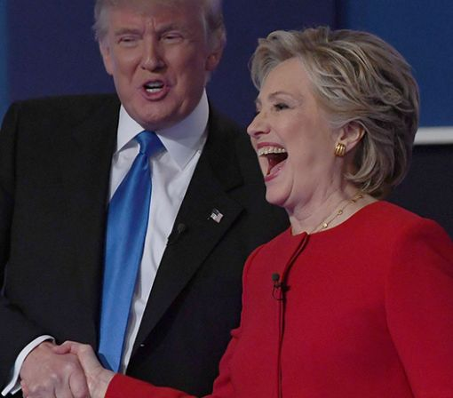Clinton's Debate Take on Trump: 'Only Secret Is He Doesn't Have a Plan'