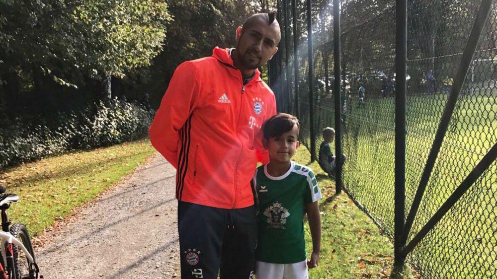 Vidal recibió la mejor motivación para la revancha contra Real Madrid