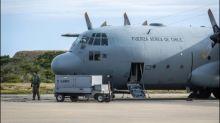 Trümmerteile nach Verschwinden von chilenischer Militärmaschine gefunden