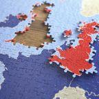 Major indexes higher as UK, EU reach new Brexit deal