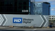 Western Digital quarterly revenue rises 7.8 percent
