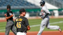 Detroit Tigers' Derek Holland wants to teach prospects to 'keep fighting'