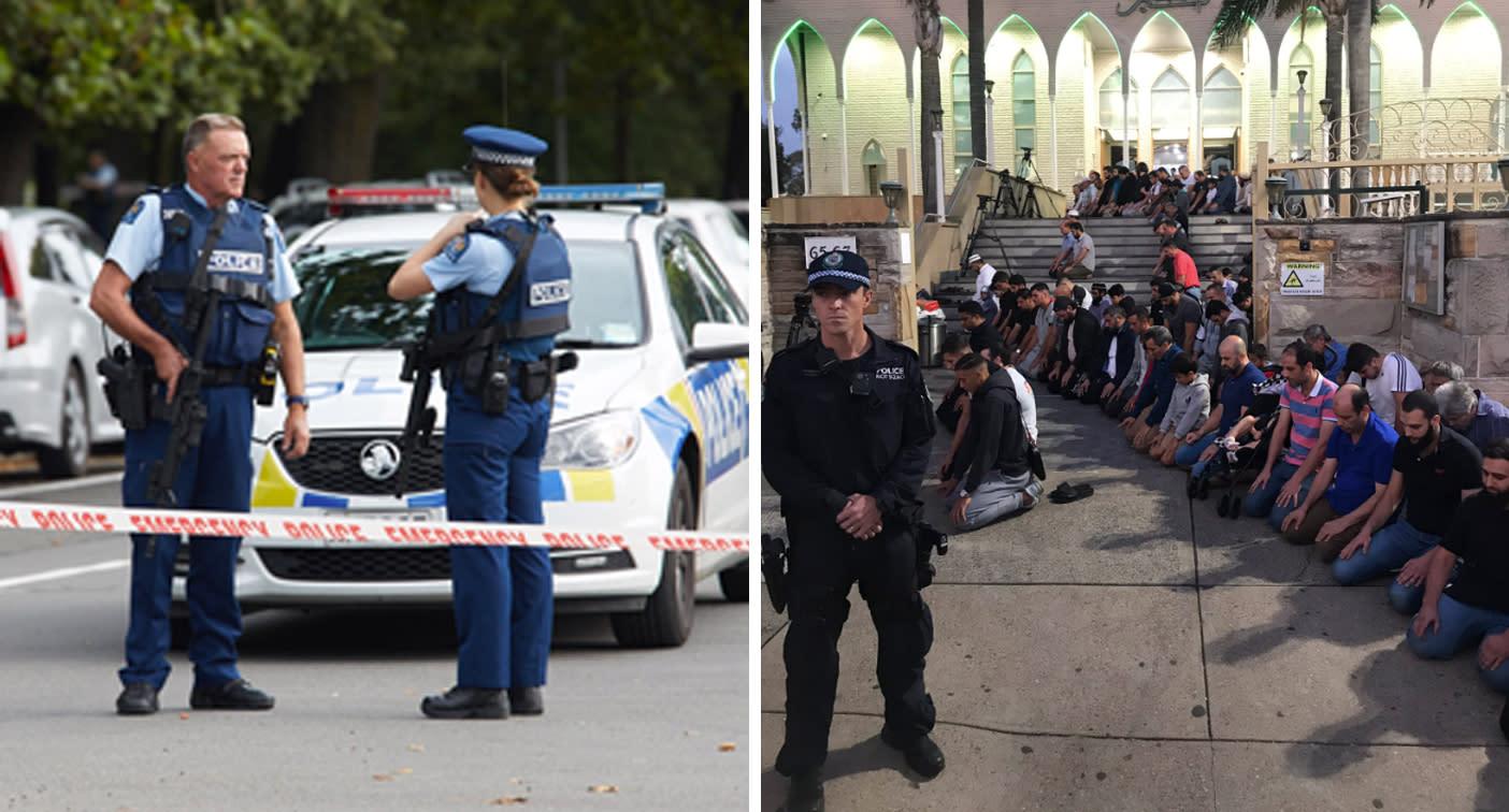 Christchurch Mosque Attack: Australian Authorities Respond