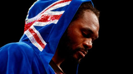 EXCLUSIVE Yahoo Sport interview with Audley Harrison, MBE.