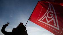 3000 Mitarbeiter von Zulieferern demonstrieren für sichere Jobs