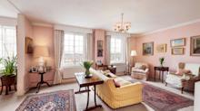 For sale: Margaret Thatcher's Chelsea flat, where she decided to pursue politics