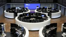 Global equities edge up as rising bond yield fears ease