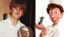 Erick Jacquin posta foto antiga e é comparado com cozinheiro do filme 'Ratatouille'