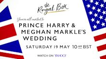 Royal Wedding of Prince Harry and Meghan Markle: Watch live with Yahoo
