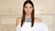 Jessica Biel Pokes Fun at Justin Timberlake's Voting Scandal and His Response Is Perfect