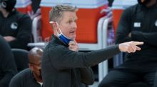 Warriors-Timberwolves games give Steve Kerr ideal chance to experiment
