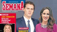 Albert Rivera y Malú y otras parejas formadas por políticos y famosas