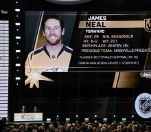 Losing James Neal was 'painful' for Nashville Predators GM