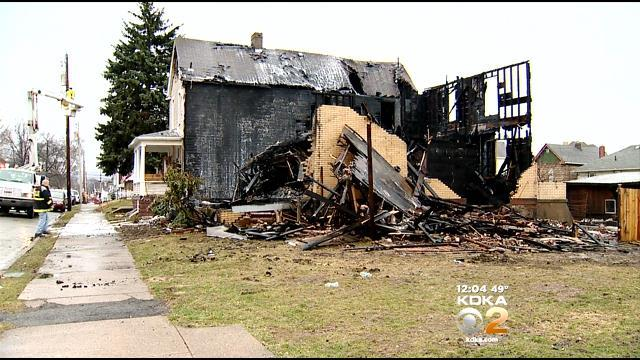 Home Destroyed In Westmoreland County Fire