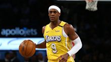 Lakers guard Rajon Rondo suffers fractured thumb, out 6-to-8 weeks ahead of Orlando restart