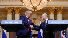 Trump 'treasonous' after siding with Putin on election meddling