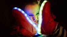 Neue Recycling-Regel: Blinkschuhe sind ab sofort Elektroschrott
