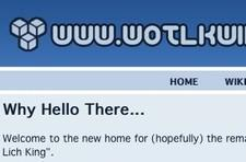 WotLK Wiki is back in action