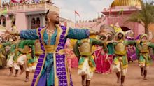 Can Will Smith's 'Aladdin' Genie compete with Robin Williams's? 'Prince Ali' clip divides fans