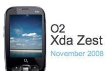 ASUS-built O2 Xda Zest gets official, barely detailed