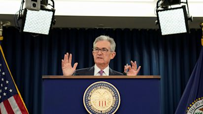 Powell: Damaging 'when policy bends to' politics